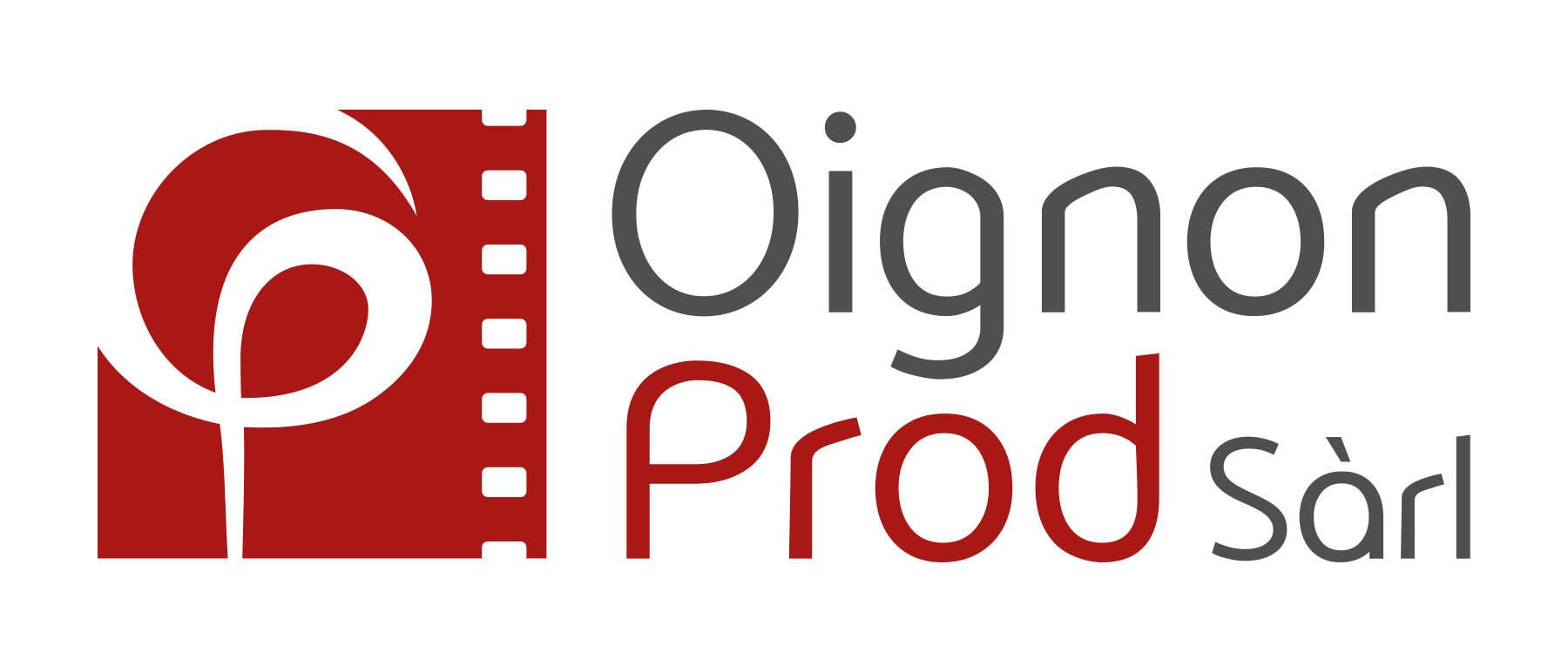 Logo Oignon Prod Sàrl l'entreprise de production vidéo de référence basée à Yverdon-les-Bains dans le canton de Vaud